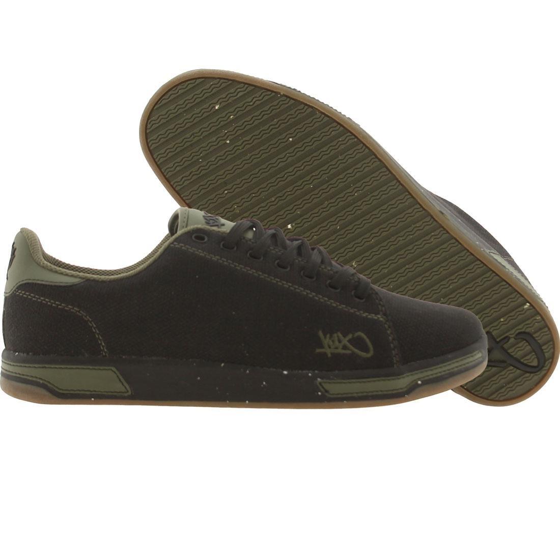 【海外限定】クラブ メンズ靴 靴 【 K1X CLUB SELECAO LIVITY BLACK OLIVE 】