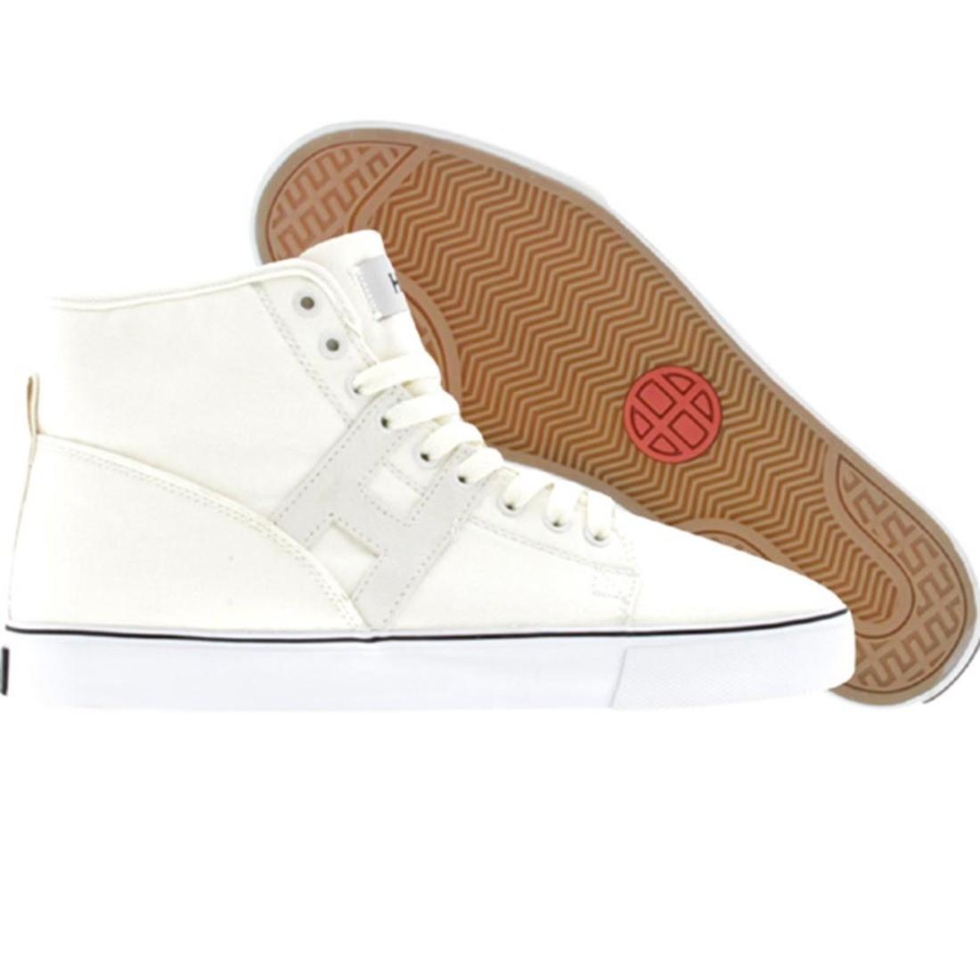 【海外限定】ハフ スニーカー メンズ靴 【 HUF HUPPER NATURAL WHITE 】