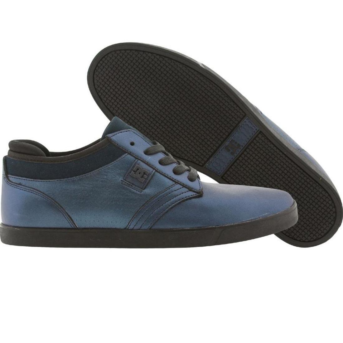 【海外限定】ディーシー コレクション セクター メンズ靴 スニーカー 【 DC LIFE COLLECTION SECTOR 7 BLACK BLUE 】