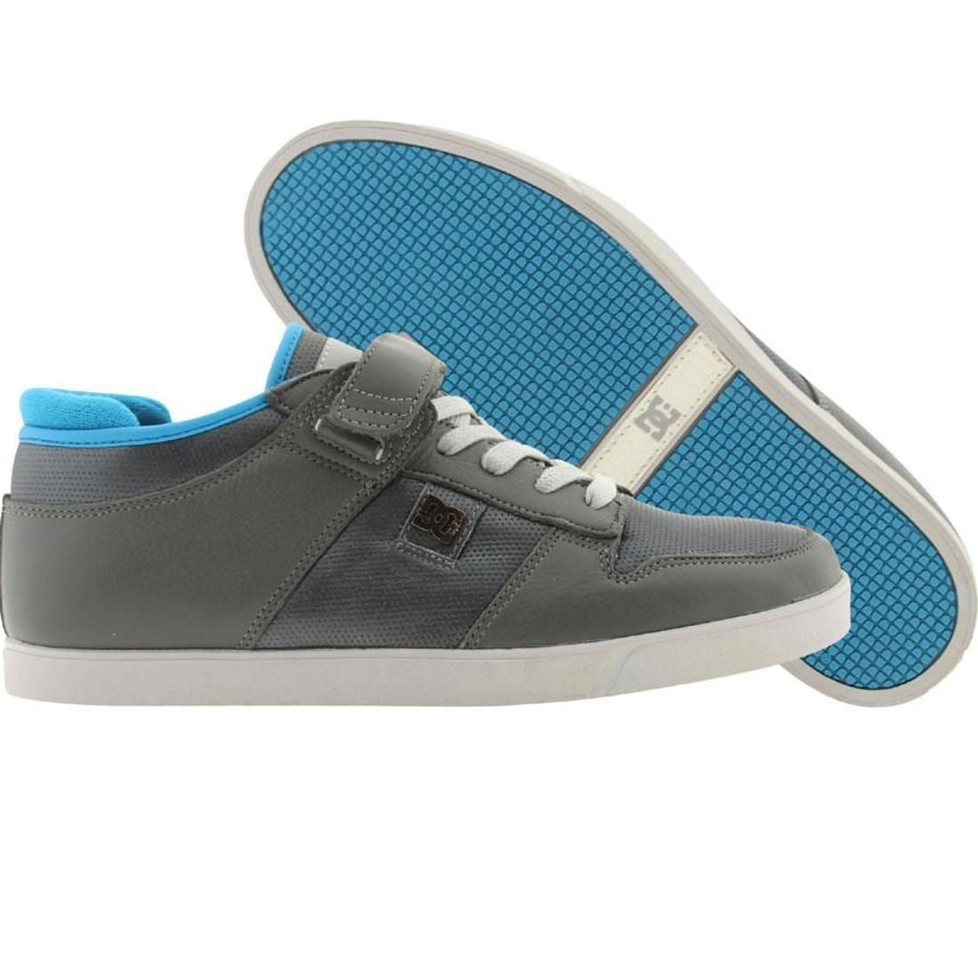 【海外限定】ディーシー コレクション ボルケーノ ヴォルケーノ メンズ靴 靴 【 DC LIFE COLLECTION VOLCANO DS GREY 】