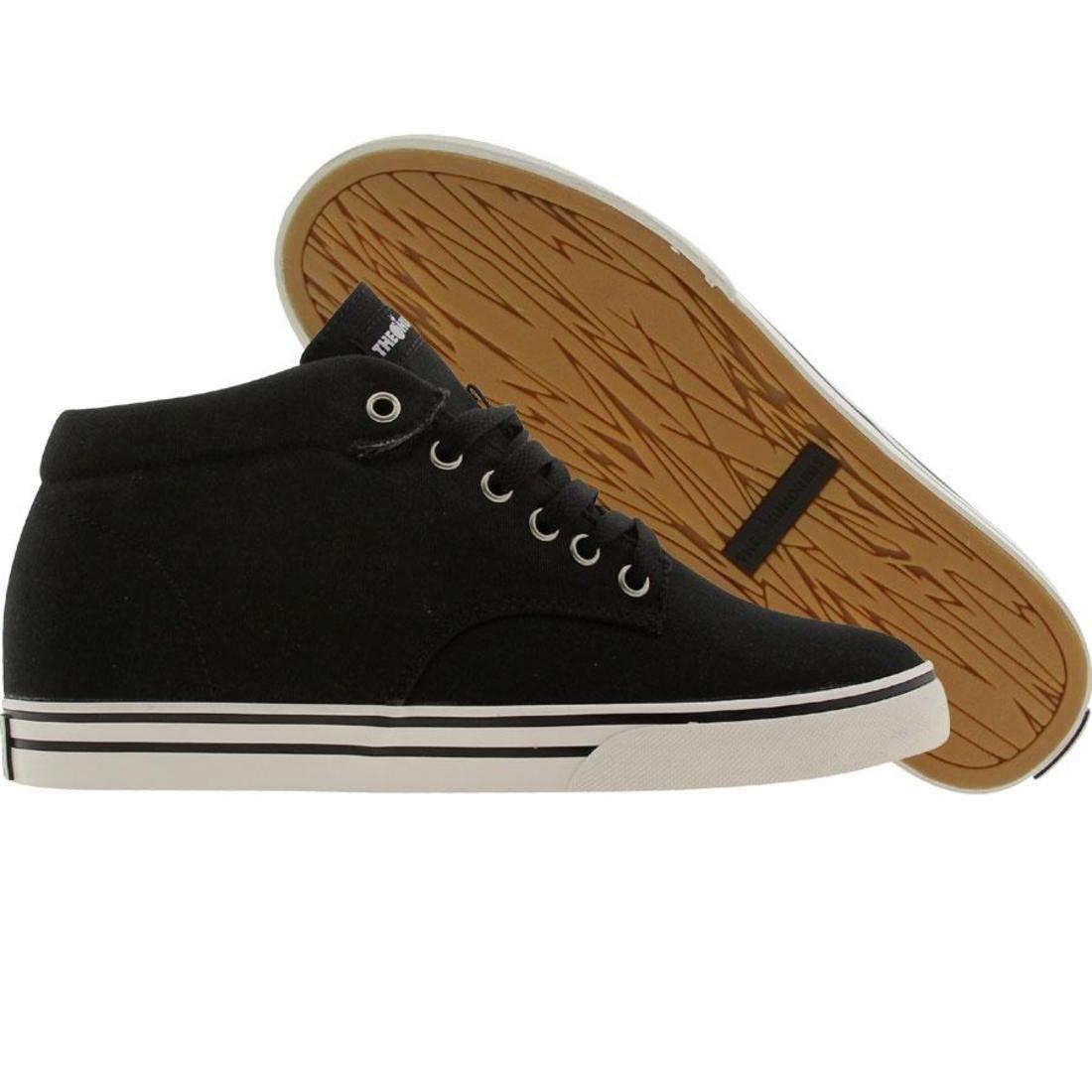 【海外限定】ジョンソン ミッド メンズ靴 靴 【 THE HUNDREDS JOHNSON MID BLACK 】