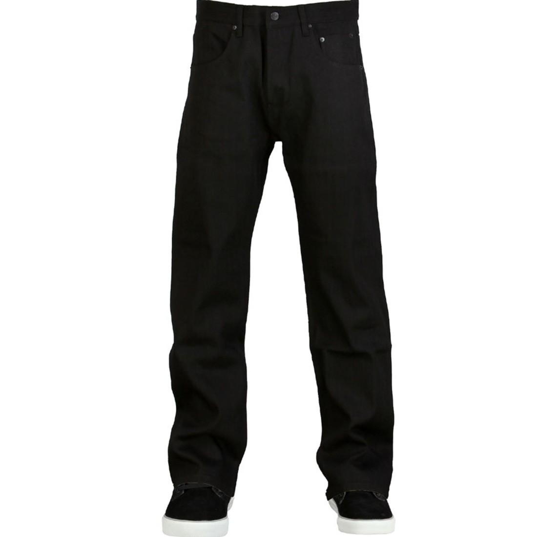 スタンダード 黒 ブラック 【 STANDARD BLACK THE HUNDREDS AVALON JEAN 】 メンズファッション ズボン パンツ