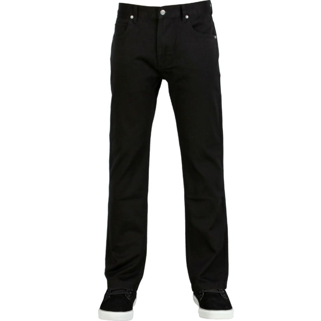 【海外限定】キッド スリム パンツ メンズファッション 【 SLIM THE HUNDREDS KIDD JEAN BLACK 】