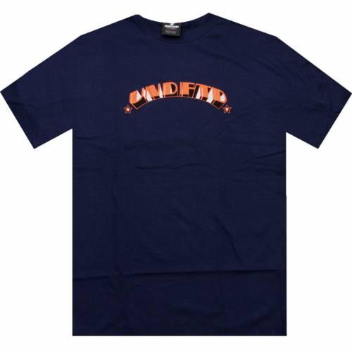 2021年最新入荷 アンディフィーテッド 72 UNDEFEATED Tシャツ】 紺色 ネイビー【 Tシャツ UNDEFEATED 72 TOPPS TEE NAVY】 メンズファッション トップス Tシャツ カットソー, MDS 北欧インテリア専門ショップ:80b7a3c7 --- kanvasma.com