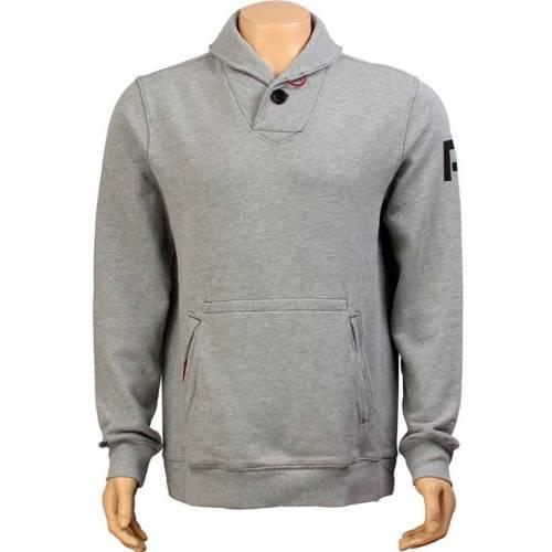 ファッションブランド カジュアル ファッション ジャケット パーカー ベスト リーボック REEBOK 人気の定番 フーディー 灰色 グレー NC ヘザー OTH トップス GREY HOODY HEATHER MEDIUM メンズファッション FUZE 在庫あり