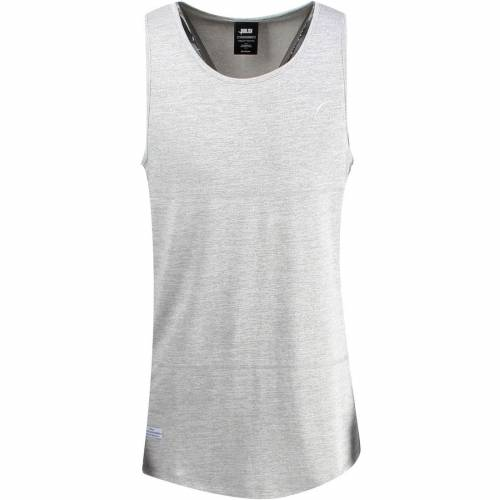 ファッションブランド カジュアル ファッション タンクトップ パブリッシュ 灰色 グレー PUBLISH グレイ 2020モデル トップス ご予約品 メンズファッション BARNABAS GRAY MEN