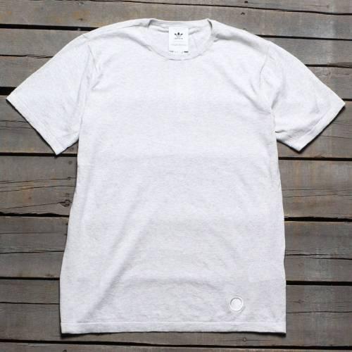 上等な アディダス ADIDAS ホワイト WINGS ニット Tシャツ 白色 TEE ホワイト【 ADIDAS CONSORTIUM X WINGS AND HORNS MEN KNIT TEE WHITE OFF】 メンズファッション トップス Tシャツ カットソー, ブランドショップ アッシュ:4363a981 --- kanvasma.com