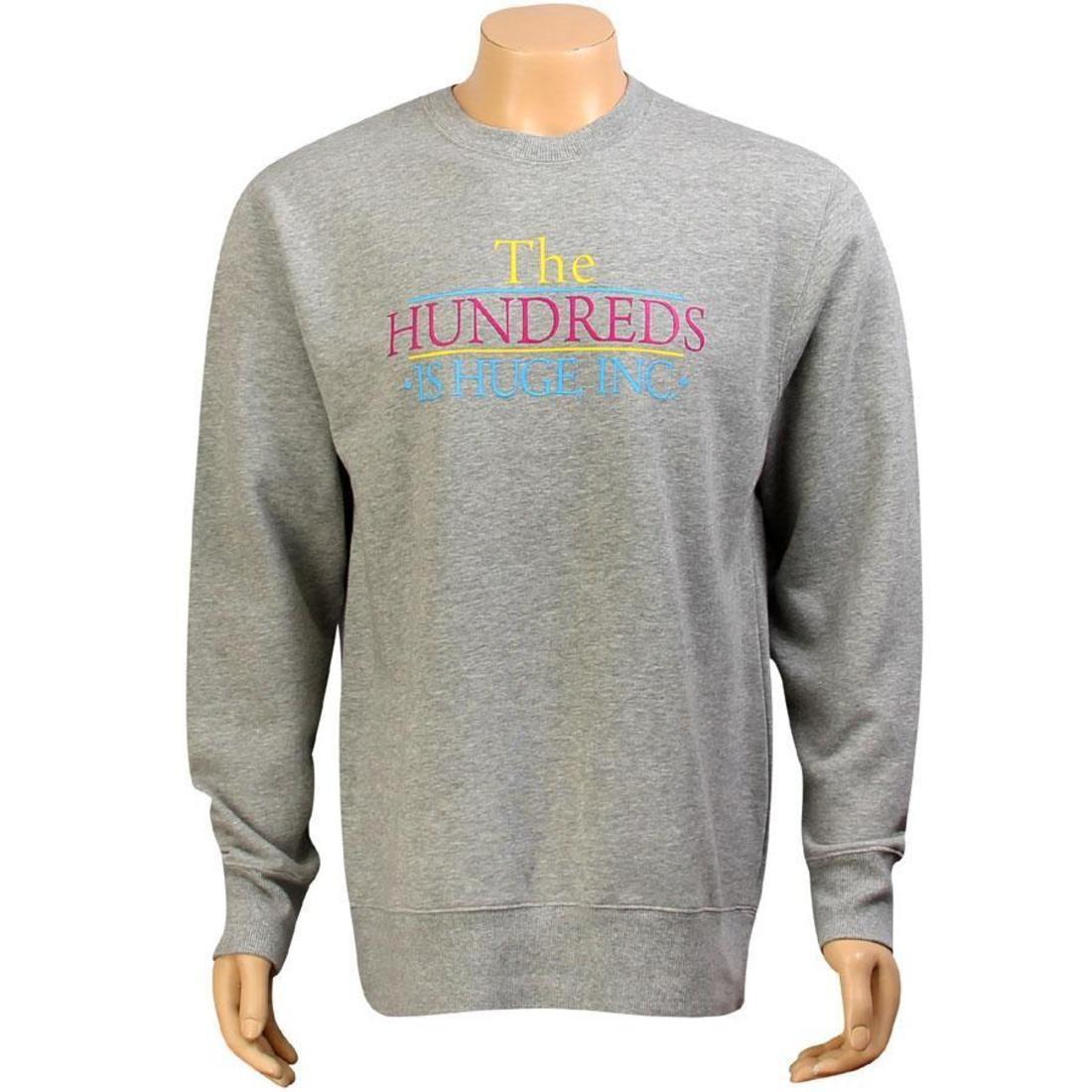 【海外限定】トップス メンズファッション【 THE HUNDREDS WONDERS WONDERS CREWNECK ATHLETIC【 HUNDREDS HEATHER】, VIVACIA:fd08d801 --- officewill.xsrv.jp
