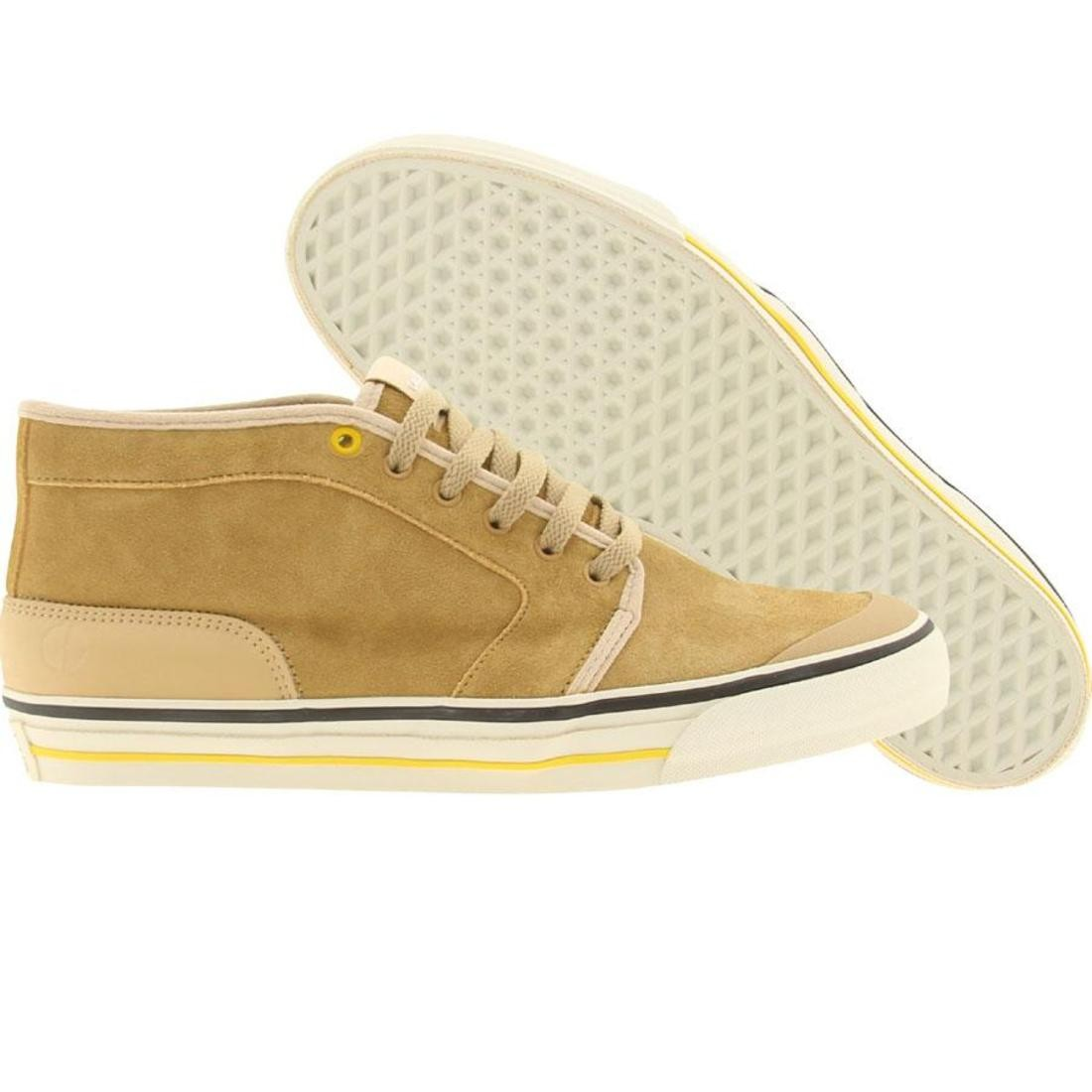チャッカ 【 CAUSE MIDDLE CUT CHUKKA BEIGE 】 メンズ