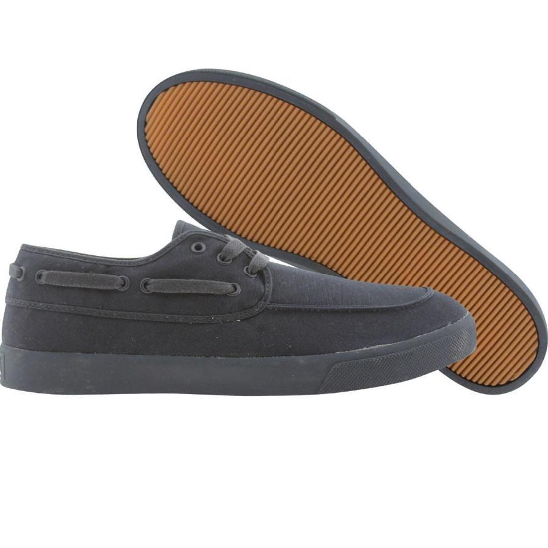【海外限定】カジュアルシューズ メンズ靴 【 GENERIC SURPLUS BOAT SHOE CANVAS NAVY 】