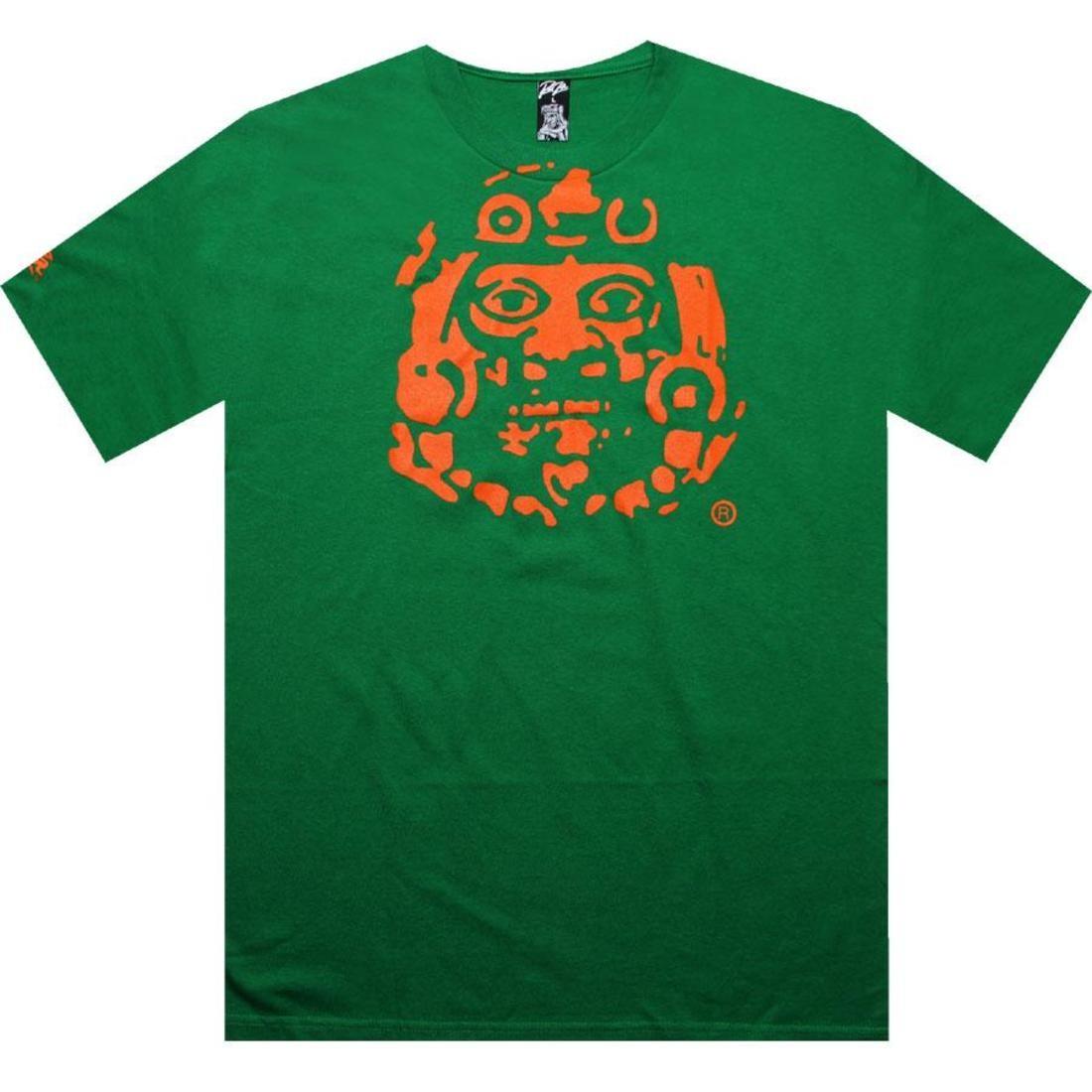 【海外限定】Tシャツ カットソー 【 RAZA MASK TEE KELLY GREEN 】【送料無料】
