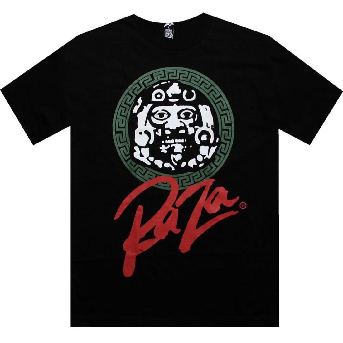【海外限定】Tシャツ カットソー トップス 【 RAZA MASK CREST TEE BLACK 】