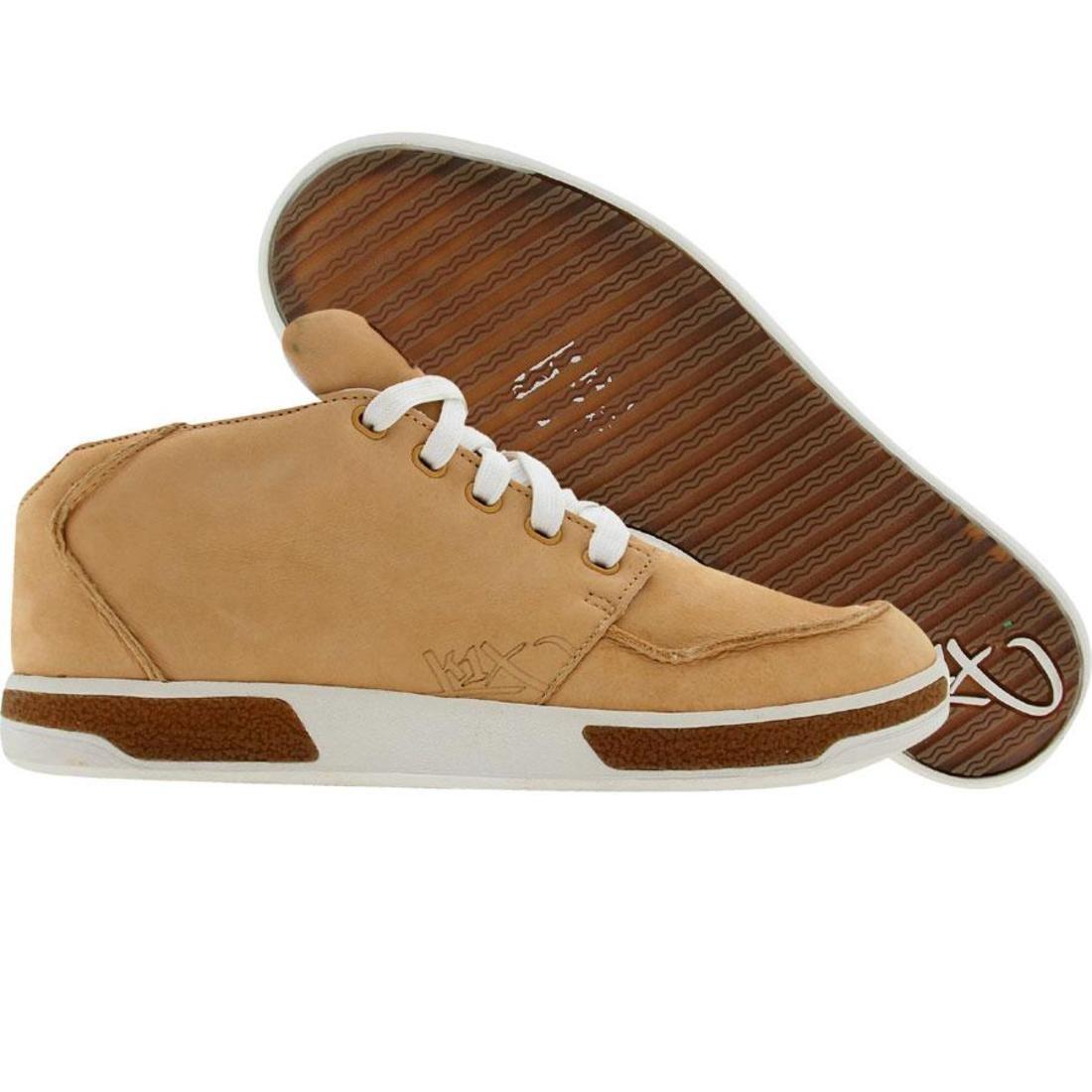 【海外限定】レザー メンズ靴 靴 【 K1X MEET THE PARENTS LEATHER SAND WHITE 】