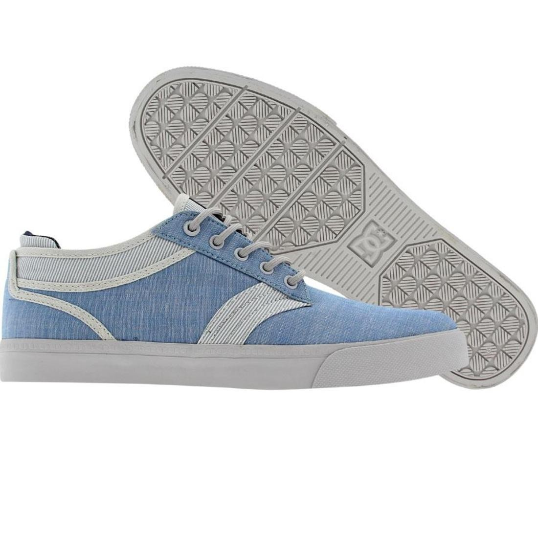 【海外限定】ディーシー コレクション メンズ靴 靴 【 DC LIFE COLLECTION MERGE TX LIGHT BLUE 】