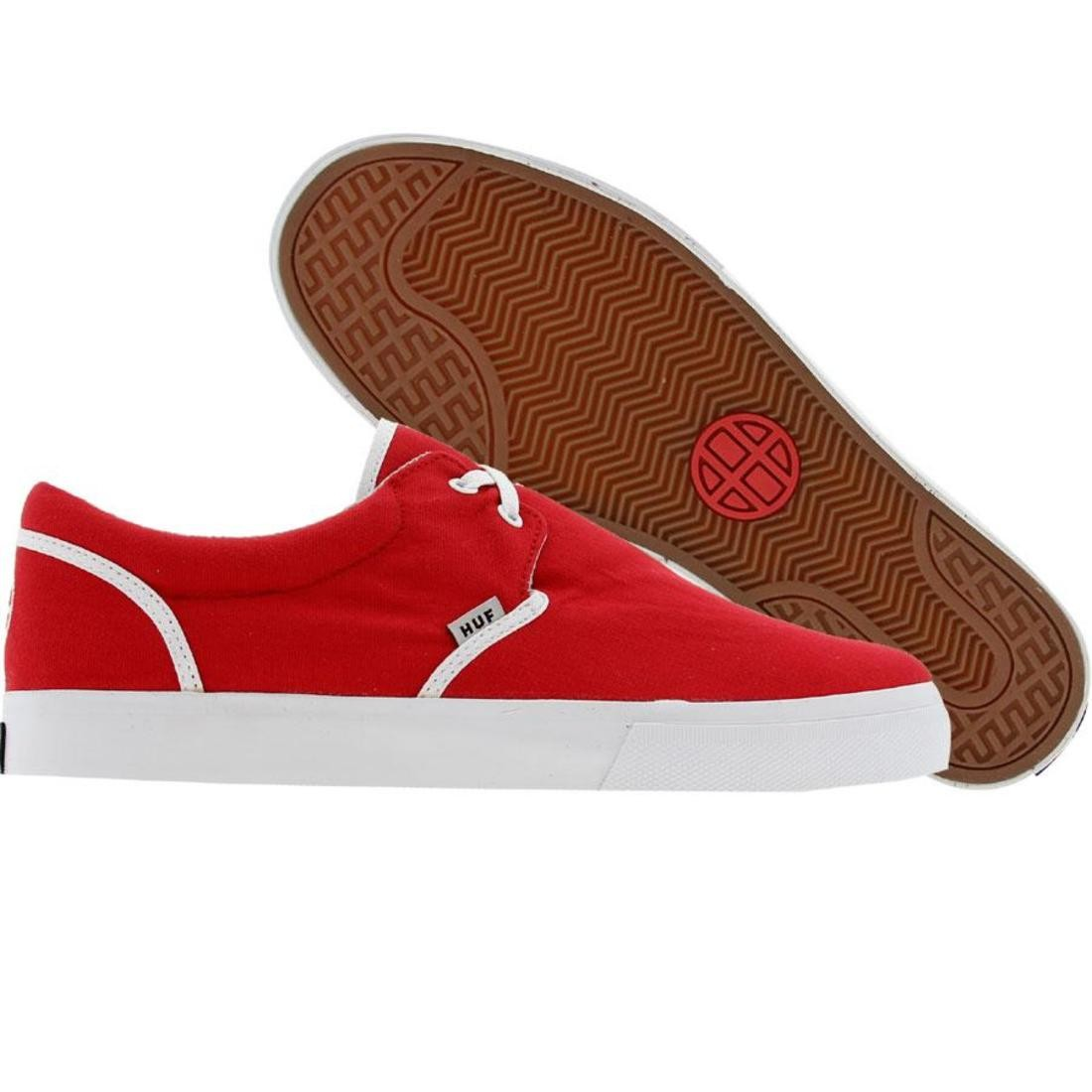 【海外限定】ハフ 靴 スニーカー 【 HUF GENUINE RED 】