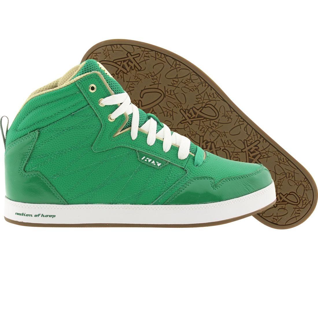 【海外限定】メンズ靴 靴 【 K1X H1TOP LE BOSTON GREEN 】