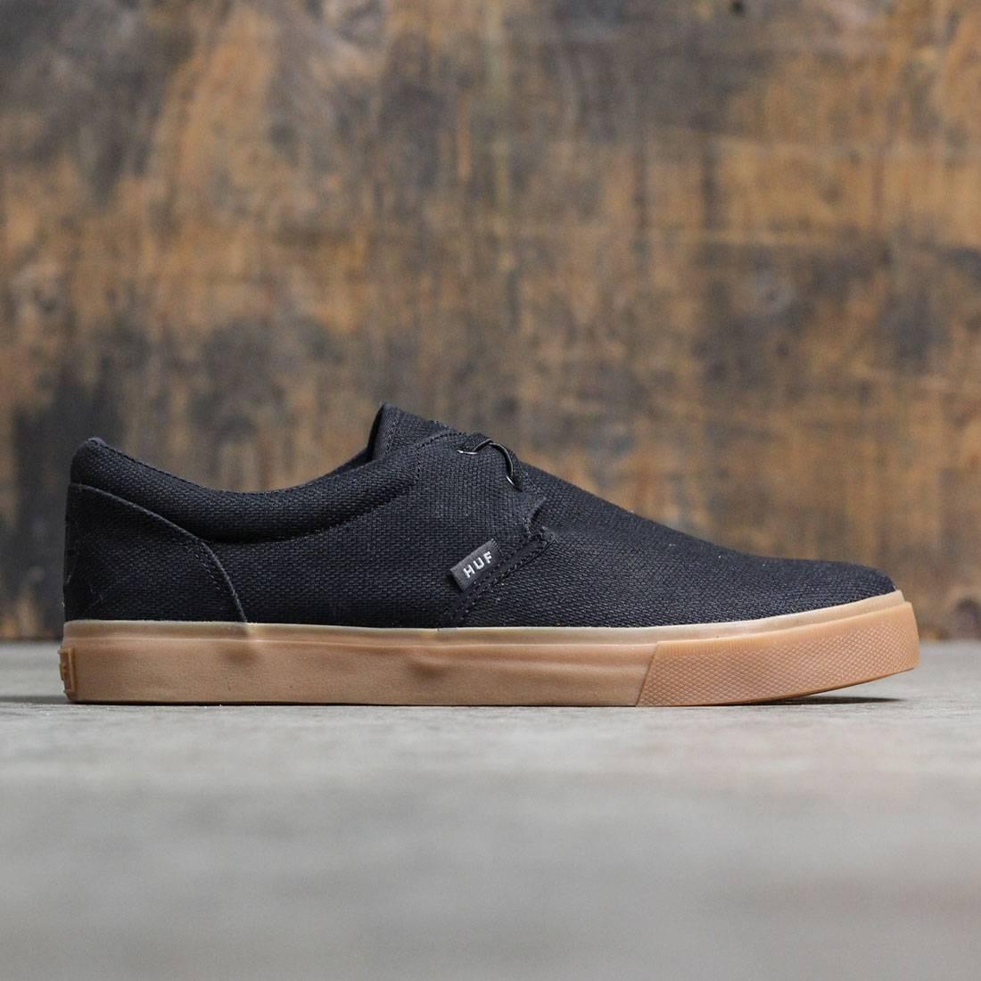 【海外限定】ハフ メンズ靴 靴 【 HUF GENUINE BLACK GUM 】