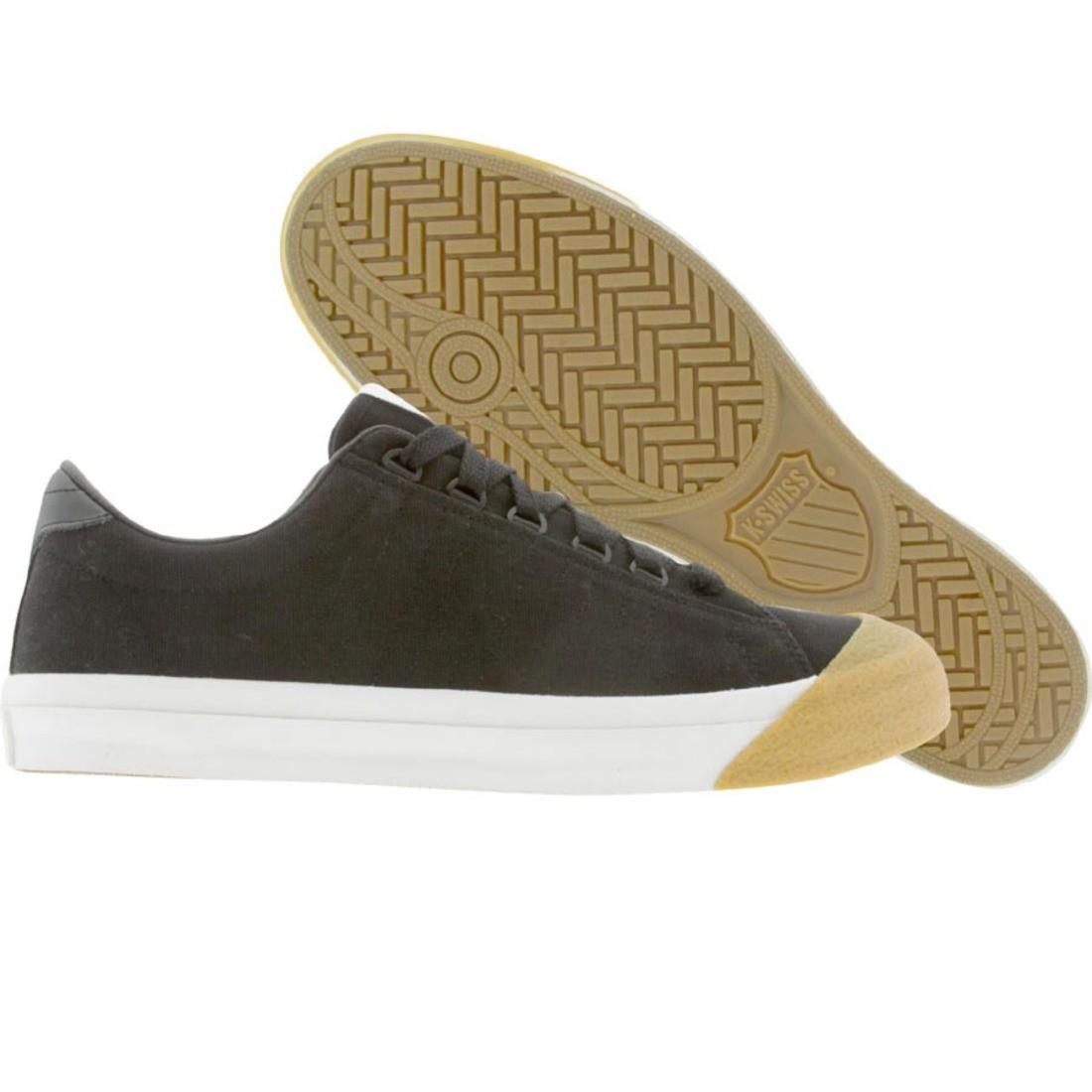【海外限定】ケースイス アンディフィーテッド 靴 メンズ靴 【 KSWISS X UNDFTD DEUCE LOW BLACK 】
