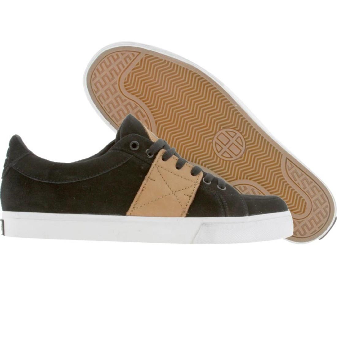 【海外限定】ハフ 靴 メンズ靴 【 HUF TAHOE BLACK 】