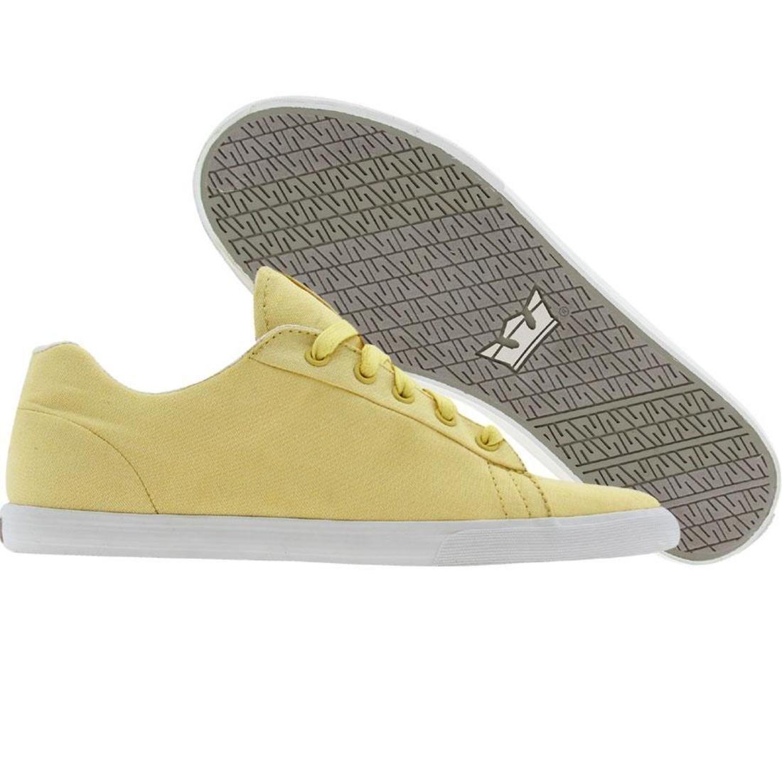 SUPRA スニーカー メンズ 【 Assault Ns (yellow Cotton) 】 Yellow Cotton