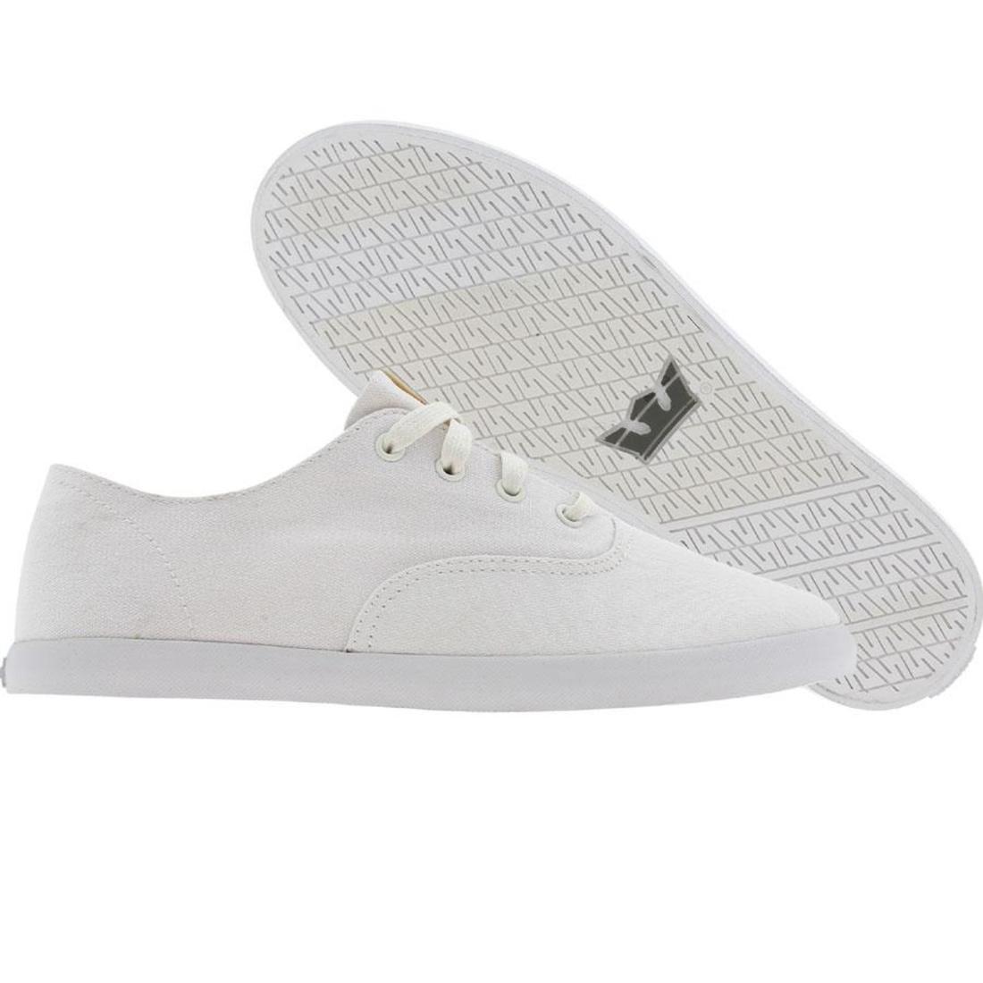【海外限定】スープラ ラップ スニーカー メンズ靴 【 SUPRA WRAP WHITE 】