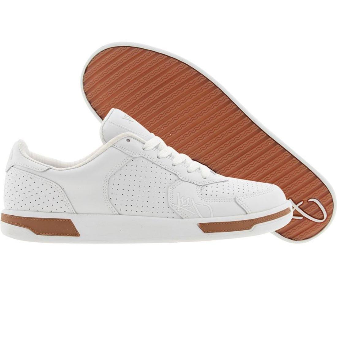 【海外限定】レイアップ 靴 メンズ靴 【 K1X LAZY LAYUP WHITE GUM 】