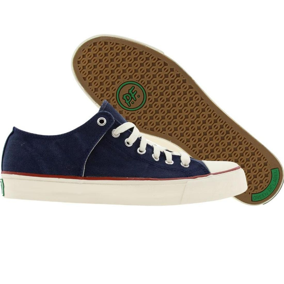 【海外限定】スニーカー 靴 【 PF FLYERS BOB COUSY ALL AMERICAN NAVY 】