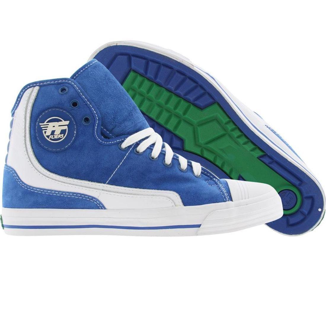 【海外限定】グライド メンズ靴 靴 【 PF FLYERS GLIDE BLUE WHITE 】