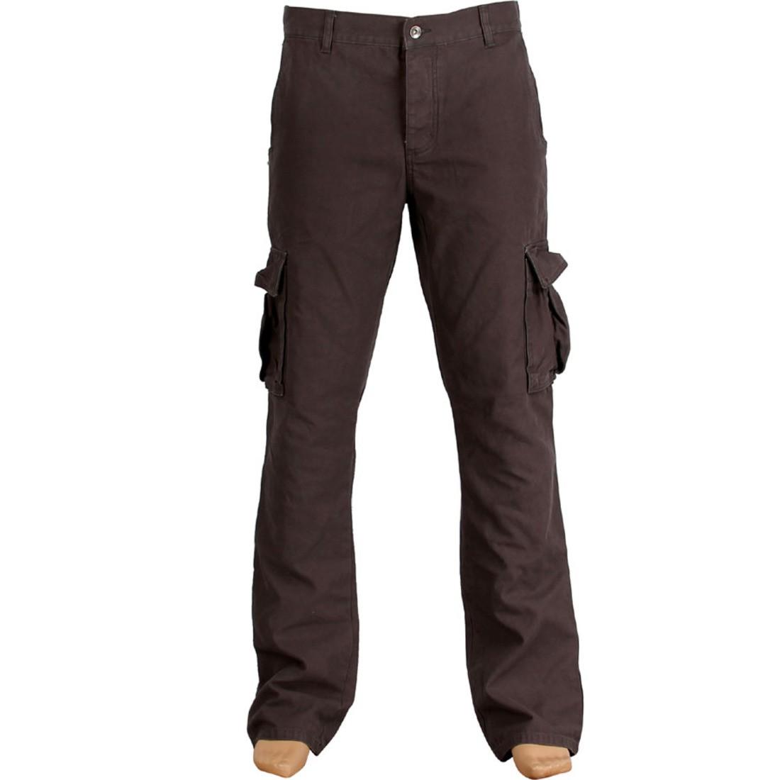 カーゴ メンズファッション ズボン パンツ メンズ 【 Kr3w Klassic Cargo Pants (charcoal Grey) 】 Charcoal Grey