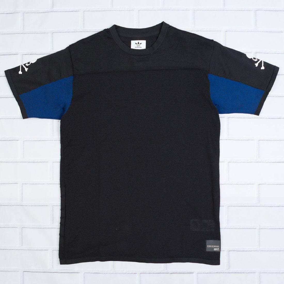 アディダス ADIDAS スリーブ Tシャツ メンズファッション トップス カットソー メンズ 【 X Mastermind World Men Short Sleeve Tee (black) 】 Black