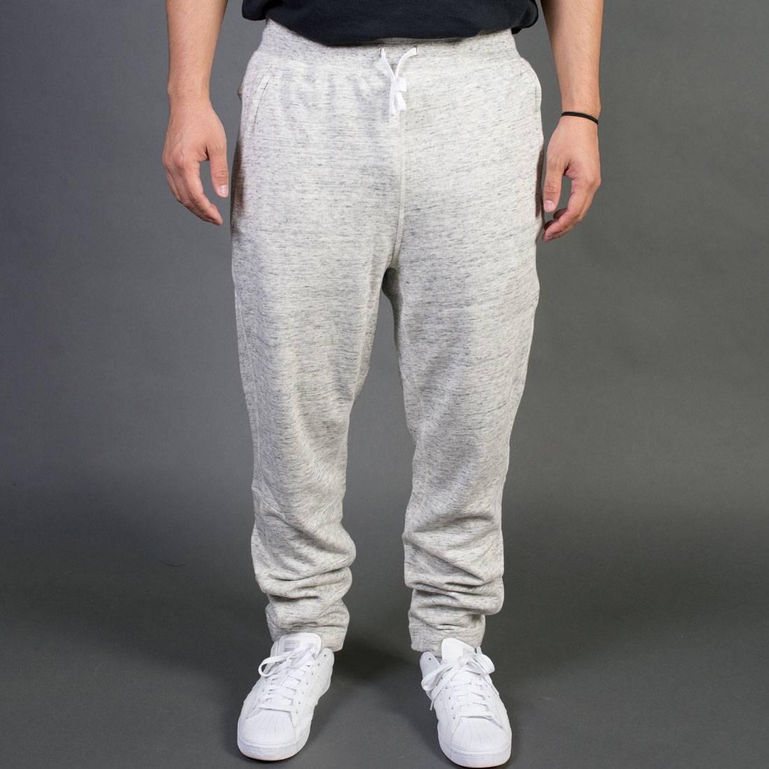 ヘザー 【 HEATHER ADIDAS MEN AARC FT PANTS WHITE GREY 】 メンズファッション ズボン パンツ 送料無料