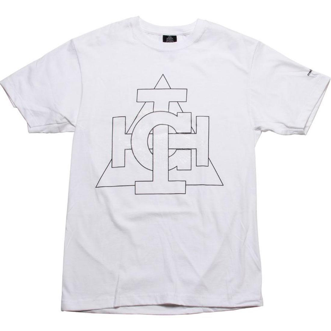 【海外限定】Tシャツ メンズファッション 【 CROOKS AND CASTLES IC TEE WHITE 】