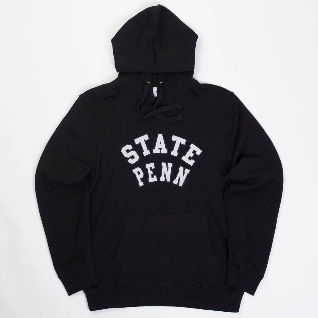 【海外限定】スケートボード フーディー パーカー メンズファッション 【 STATE UNDEFEATED MEN PEN PULLOVER HOODY BLACK 】