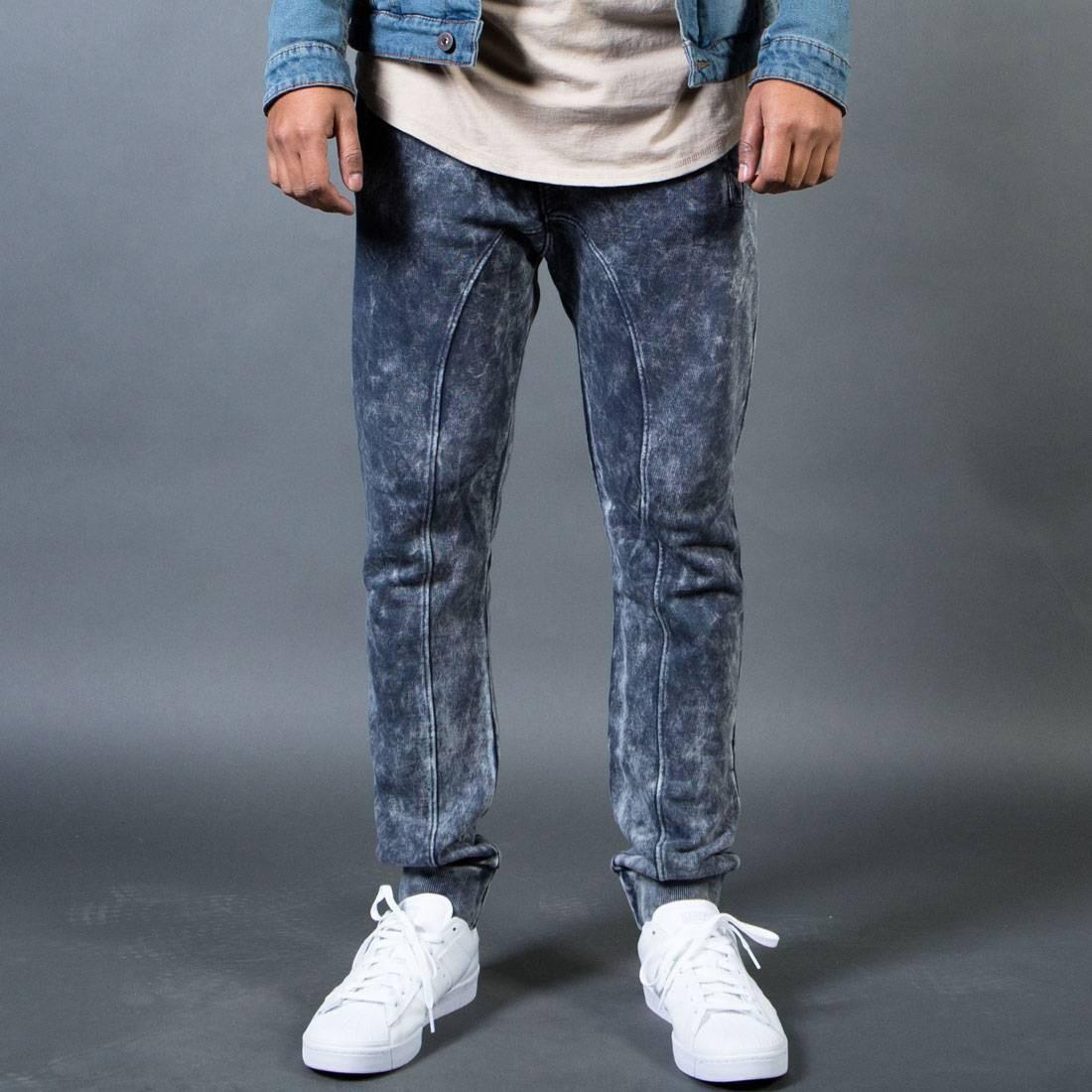 灰色 グレー グレイ 【 GRAY ELEVEN PARIS MEN RUTTER WASH SWEATPANTS 】 メンズファッション ズボン パンツ