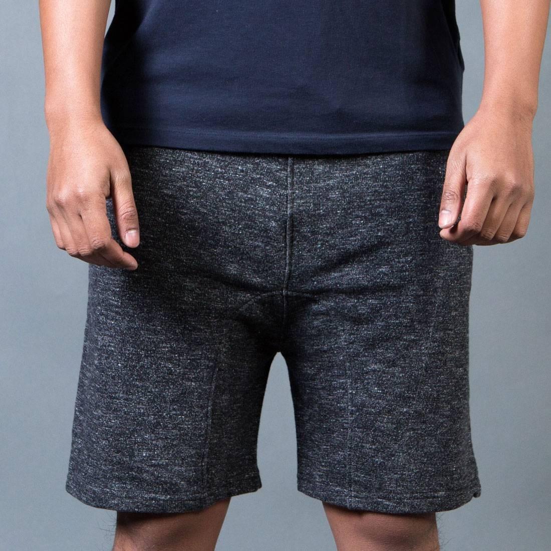 ショーツ ハーフパンツ 【 ELEVEN PARIS MEN RUFIN M SHORTS BLACK 】 メンズファッション ズボン パンツ 送料無料