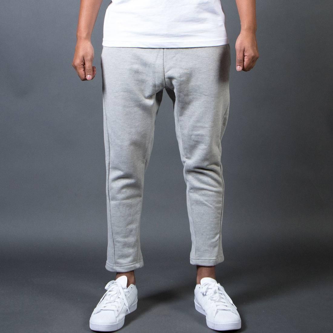 ベイト BAIT メンズファッション ズボン パンツ メンズ 【 Men French Terry Japan Pants - Made In La (gray / Heather) 】 Gray / Heather