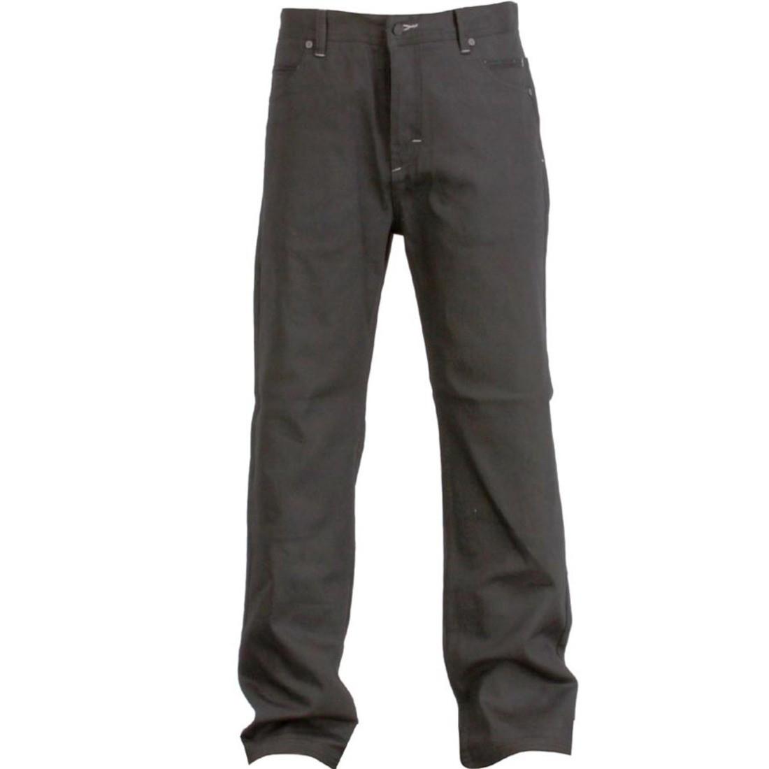 リラックス デニム メンズファッション ズボン パンツ メンズ 【 Orisue Camden Relax Fit Denim Jean (black) 】 Black