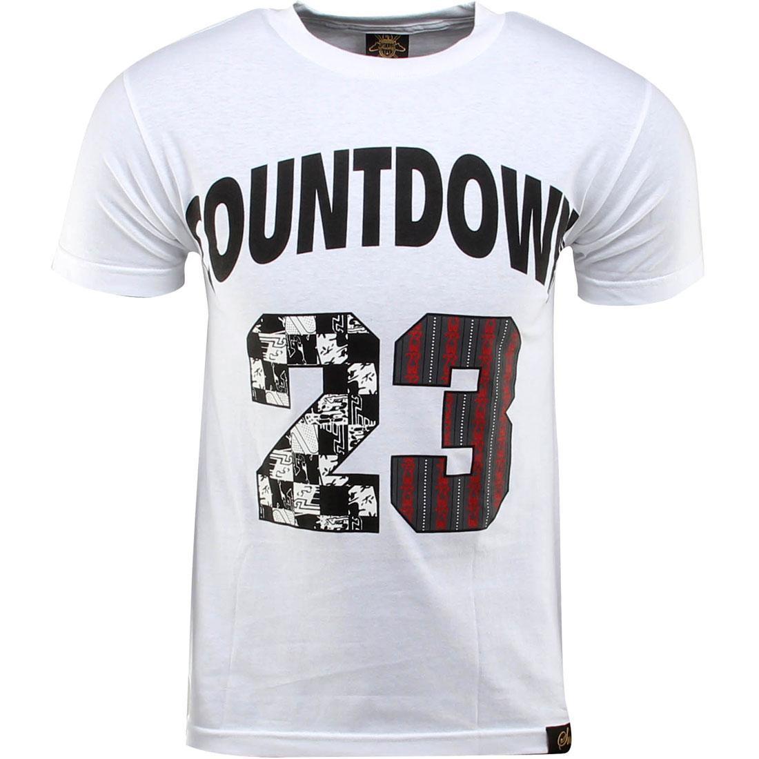 【海外限定】スニークティップ Tシャツ メンズファッション 【 SNEAKTIP COUNTDOWN 914 TEE WHITE 】