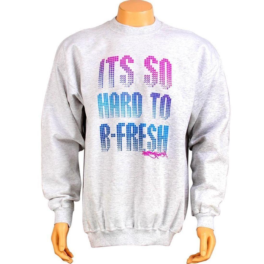 【海外限定 FRESH】フレッシュ カットソー メンズファッション【 BOBBY TO FRESH HARD HARD TO BE SWEATER LIGHT GREY】, カワカミムラ:7beb5c43 --- officewill.xsrv.jp