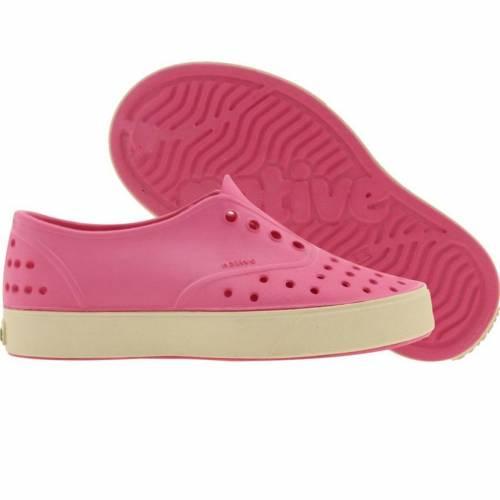 ファッションブランド カジュアル ファッション スニーカー 迅速な対応で商品をお届け致します ネイティブ ピンク メンズ NATIVE PINK HOLLYWOOD MILLER 定価の67%OFF