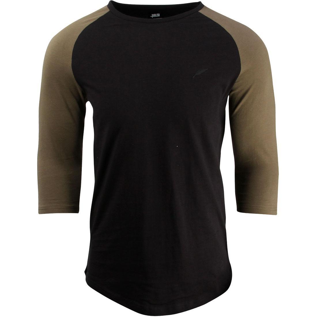 【海外限定】パブリッシュ Tシャツ カットソー 【 PUBLISH MEN FELIX TEE BLACK 】