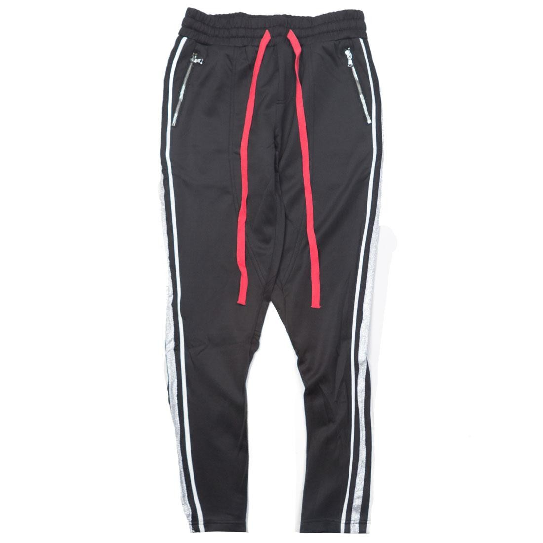 【 LIFTED ANCHORS MEN JENNER PANTS BLACK WHITE 】 メンズファッション ズボン パンツ 送料無料