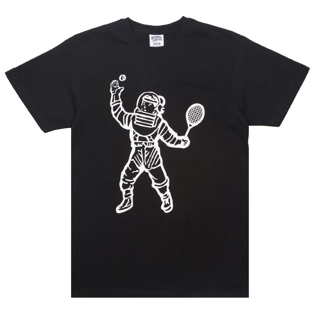クラブ テニス Tシャツ 【 BILLIONAIRE BOYS CLUB MEN TENNIS ASTRONAUT TEE BLACK 】 メンズファッション トップス カットソー