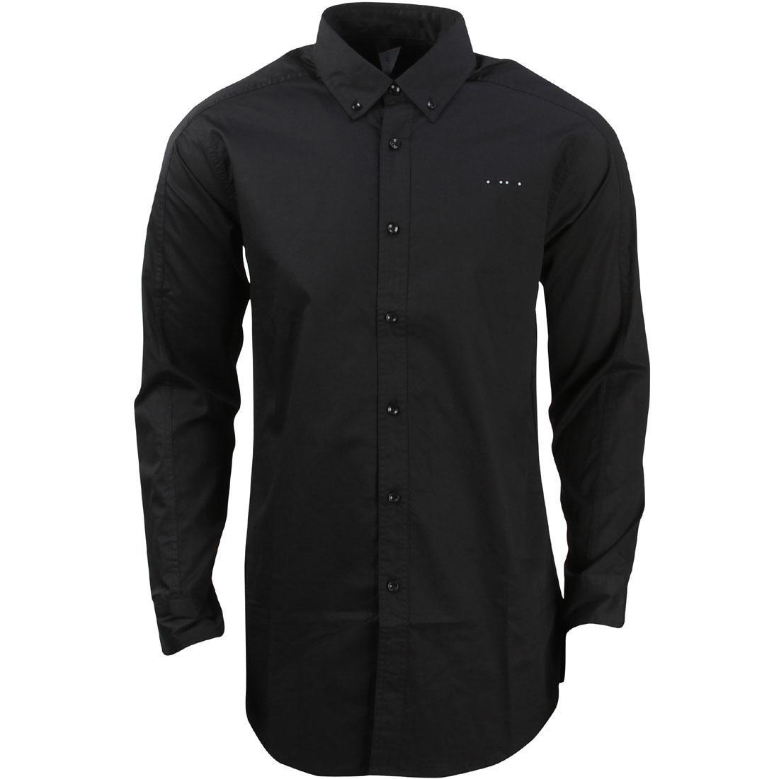 【海外限定】パブリッシュ メンズファッション カジュアルシャツ 【 PUBLISH MEN FORNAX BUTTON UP SHIRT BLACK 】