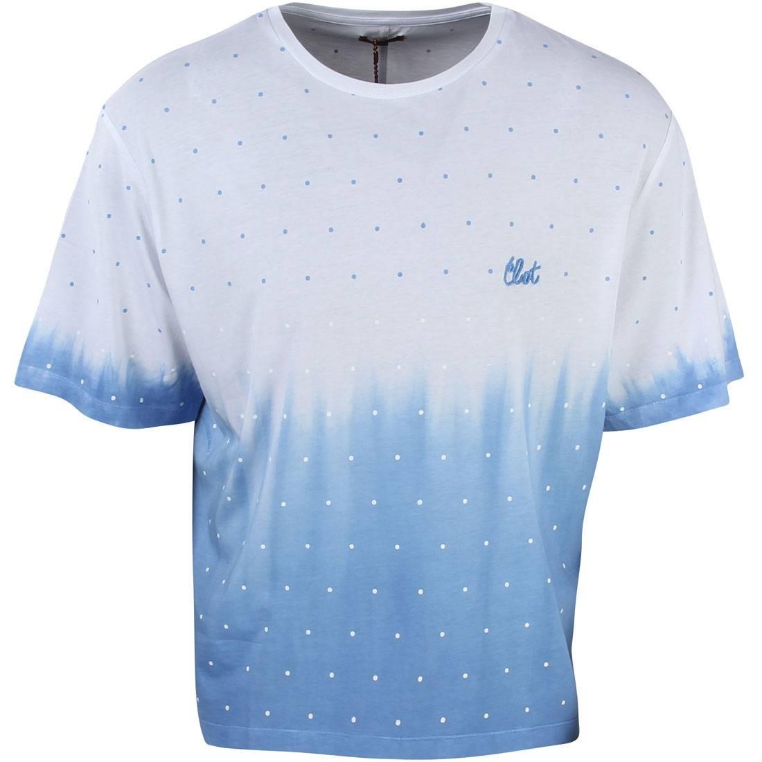 【海外限定】Tシャツ メンズファッション【【 CLOT MEN OVERSIZED TIE】 DYE DYE POCKET TEE WHITE】, どっとカエールコレクト:0c2600e8 --- sunward.msk.ru