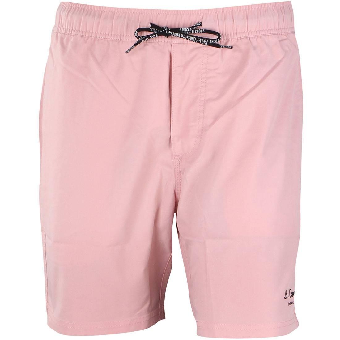 ショーツ ハーフパンツ ピンク 【 PINK BARNEY COOLS MEN SHIFTY SHORTS 】 メンズファッション ズボン パンツ