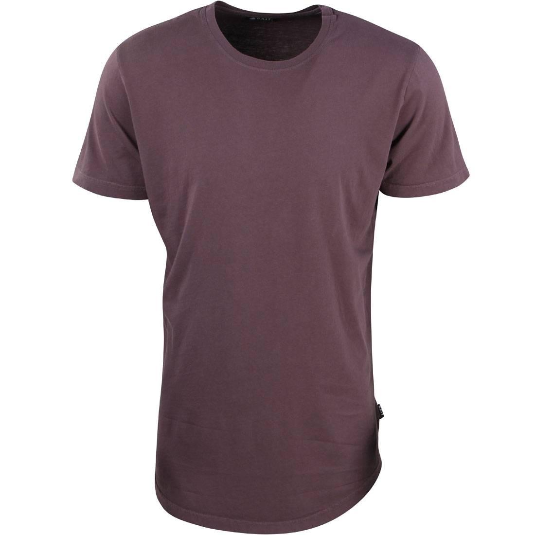 【海外限定】プレミアム Tシャツ メンズファッション トップス 【 PREMIUM BAIT MEN SCALLOP TEE MADE IN LOS ANGELES PURPLE PLUM KITTEN 】