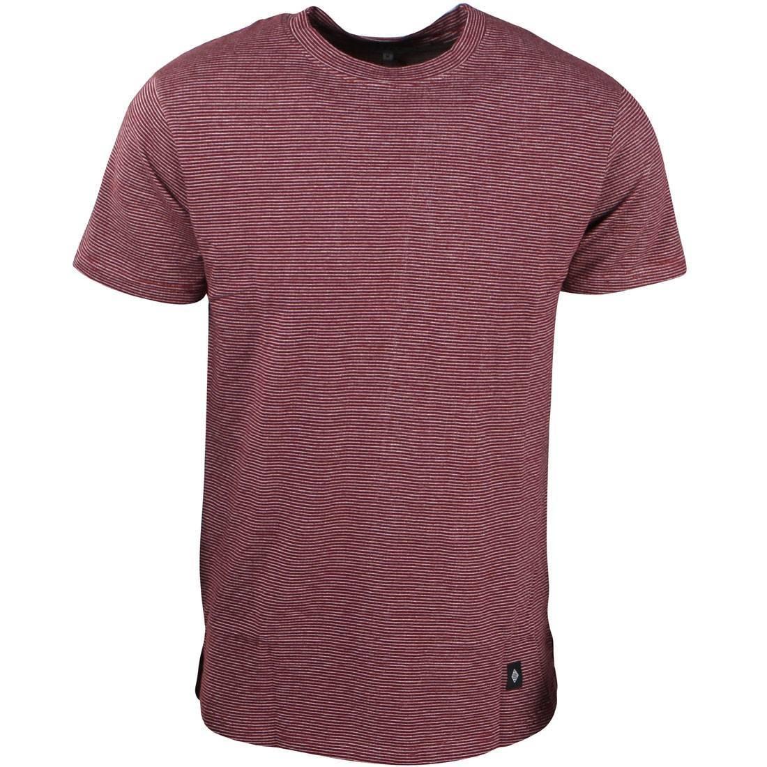 Tシャツ 赤 レッド 【 RED AKOMPLICE MEN TODAY TEE 】 メンズファッション トップス Tシャツ カットソー