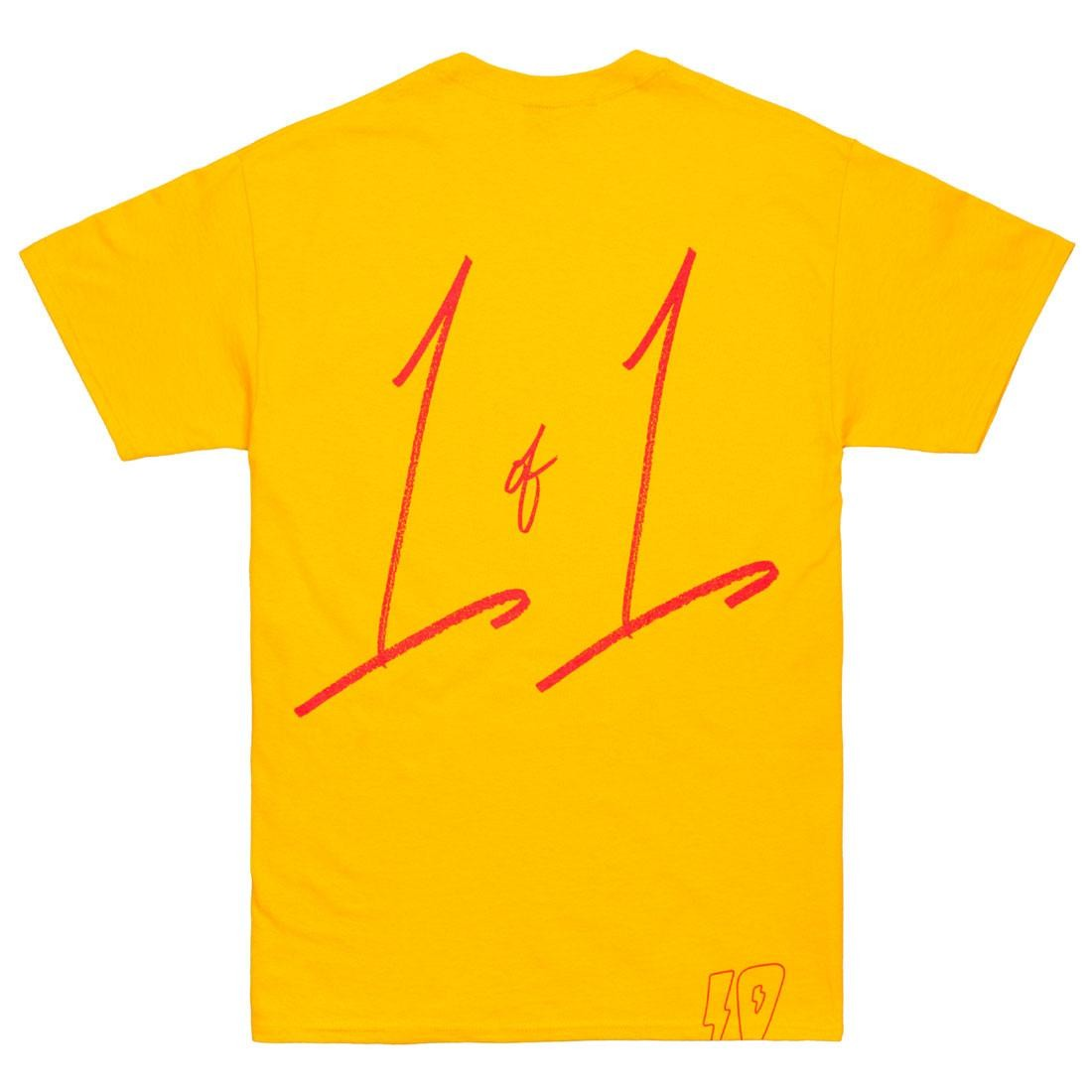 【海外限定】ディープ Tシャツ トップス カットソー 【 10 DEEP MEN COLLAB TEE ORANGE 】