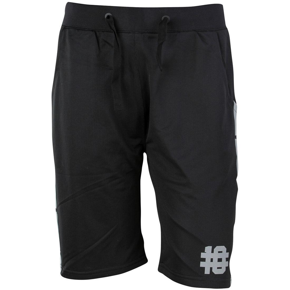 【海外限定】ディープ ショーツ ハーフパンツ ズボン パンツ 【 10 DEEP MEN RESCUE MESH SHORTS BLACK 】